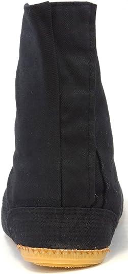 Color Negro /C/ómodo Guantes de Acolchado de rikio Jikatabi Ninja Tabi/ Talla JP 26.5 Approx EU 41.5 UK 7.5