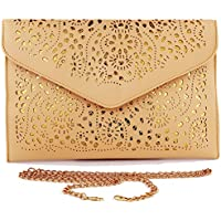 Women Wedding Party Purses Shoulder Bag Evening Day Clutch Bag