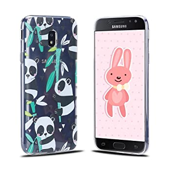 Funda Samsung J5 2017, RosyHeart Ultra Delgado TPU Goma ...