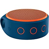 Logitech X100 Wireless Bluetooth Spekers (Blue/Orange)
