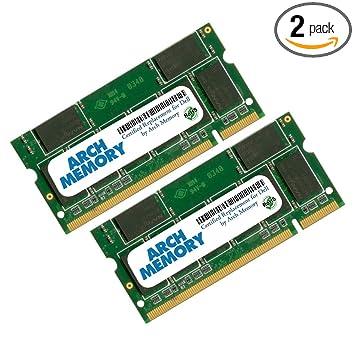 Amazon.com: Memoria RAM de 4 GB: 2 x 2 GB snptx760ck2/4G ...