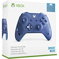 XB1 Wireless Controller: Sports Blue - Xbox One Special Limited Edition