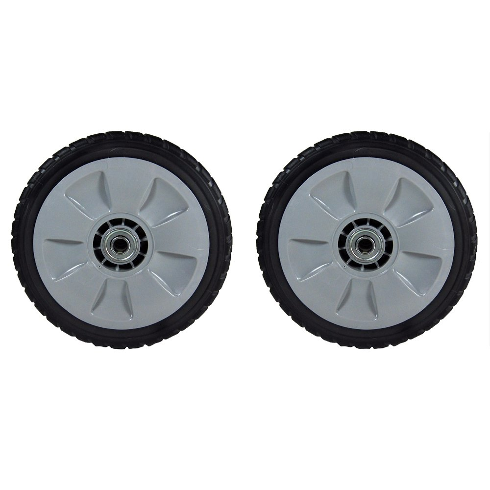 Honda 44710-VE1-E01 Front Wheels (Set of 2) by Cafetec (Image #1)