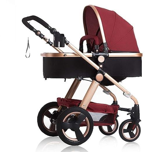 Jixi Cochecito de bebé Carro de bebé Plus Portavasos A Prueba de ...