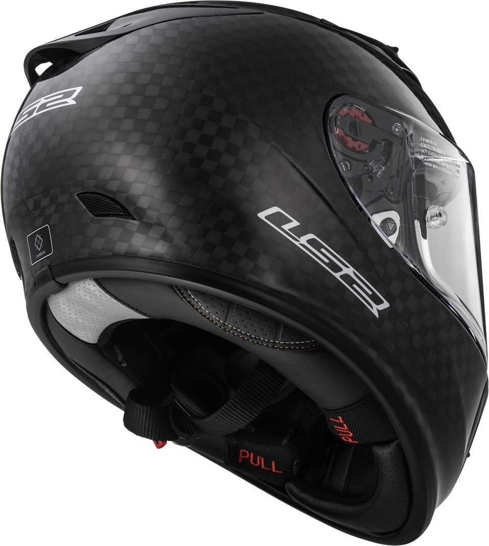 LS2 305971098L Motorradhelm Carbon L