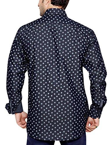 STEFFEN DEHM DE18 Herren Regular Fit Freizeithemd