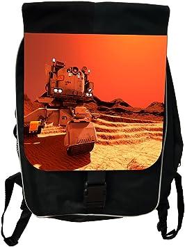 Mars Rover Lea Elliot TM School Messenger Bag