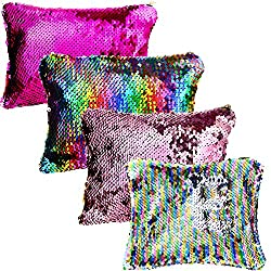 Magic Sequin Reversible Glitter Pencil Pouch