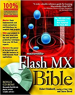 Flash MX Bible