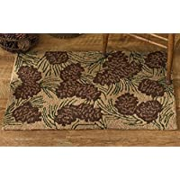 Park Designs Walk In the Woods Hooked Rug, 24 x 36