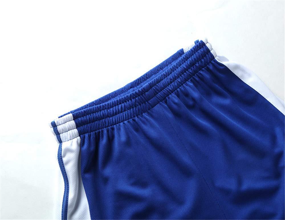 BUY-TO Warriors 30 Curry Jersey Pantalones Cortos de la NBA Traje de Uniforme de Baloncesto: Amazon.es: Deportes y aire libre