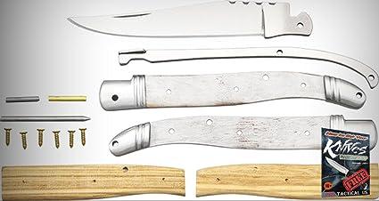 MI159 Limited Elite Knifemaking Kit (Makes 4 625