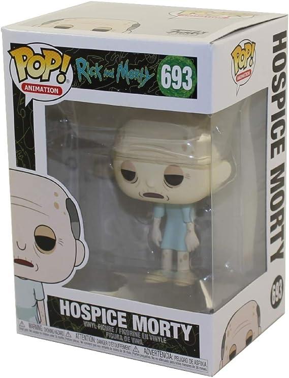 Vinyl-FUN45436-FUNKO Rick and Morty Morty Hospice Pop