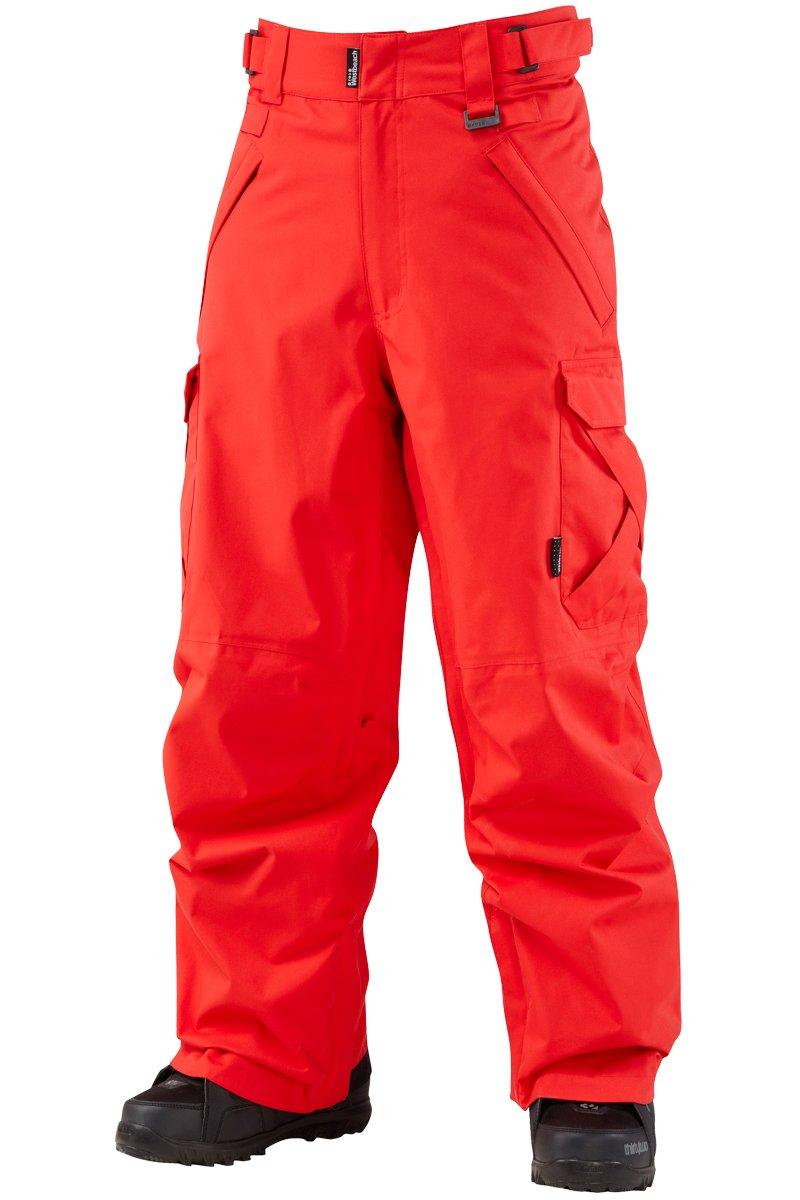 Westbeach Herren Upperlevels Snowboard Hose 461161061XS