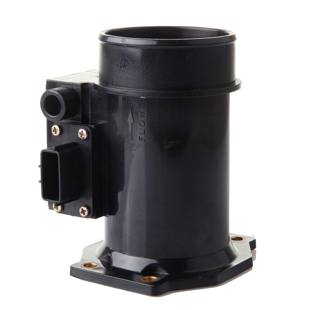 SCITOO Mass Air Flow Sensor Meter MAF 226809 22680900000 Fit 1998-1994 Nissan 240SX 2.4L 1998-2001 Nissan Altima 2.4L