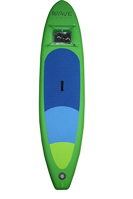 SUP Paddle Board WAVE HAWAII Canoa hinchable+ bomba+ mochila