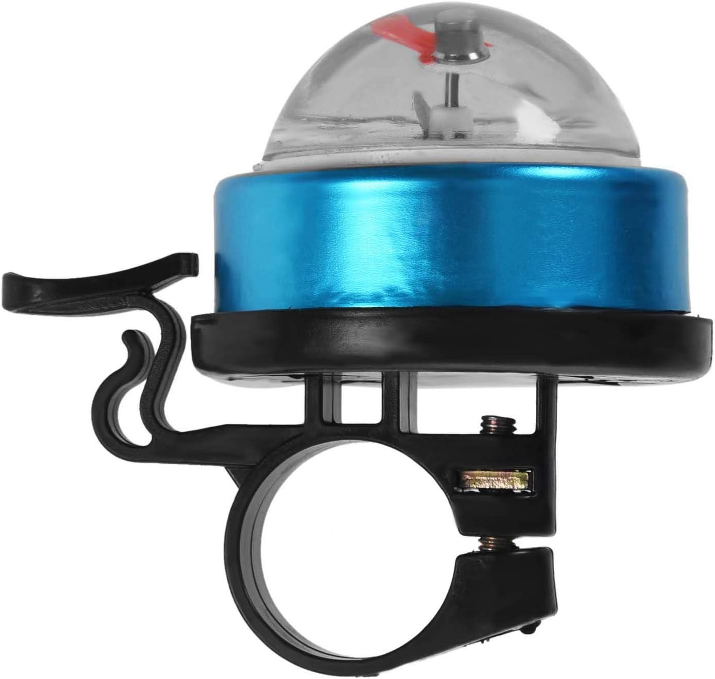 Br/újula para bicicleta RETYLY timbre alarma 22 mm de di/ámetro color azul y negro