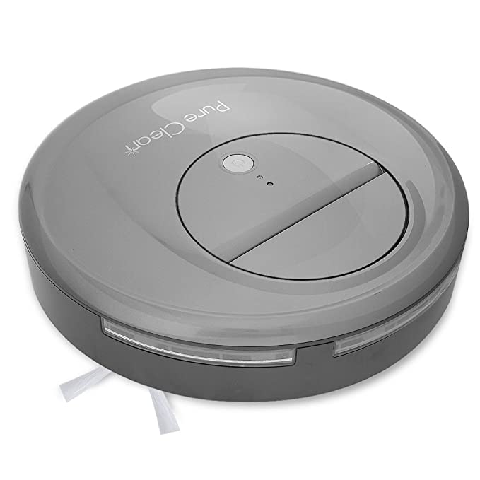 Pyle Upgraded Pure Clean Smart Robot Vacuum Sweeper Cleaner