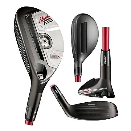 Adams Golf XTD Ti híbrido para hombre Izquierda 2H 18 Deg ...