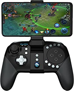 GameSir G5 MOBA Trackpad Touchpad Bluetooth Gaming Controller Wireless Gamepad for Android Smartphone/iPhone