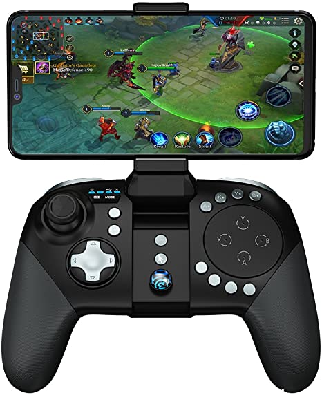 GameSir G5 Mando Inalámbrico para Juegos, Controlador con Panel ...