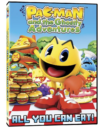 Pac-Man and the Ghostly Adventures - All You Can Eat!