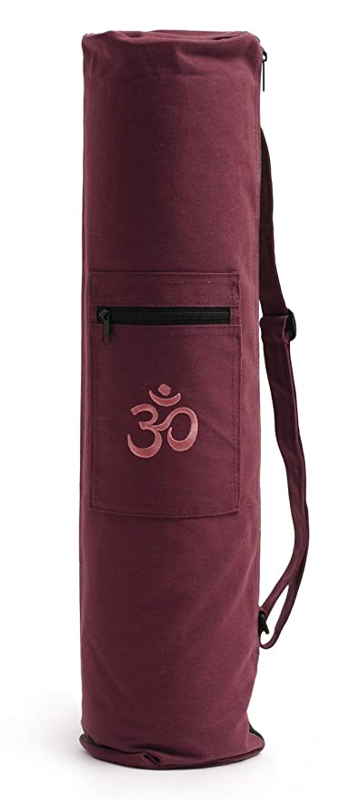 Yogistar Bolsa para Alfombrilla de Yoga, Color marrón
