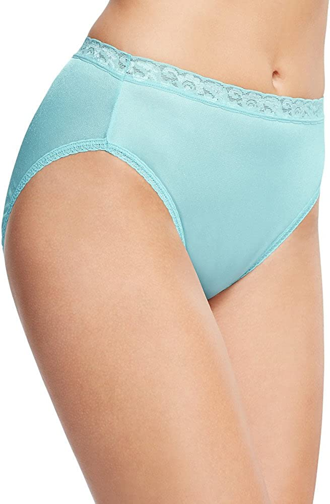 Details about  /Hanes Women/'s Nylon Brief Panties 6-Pack