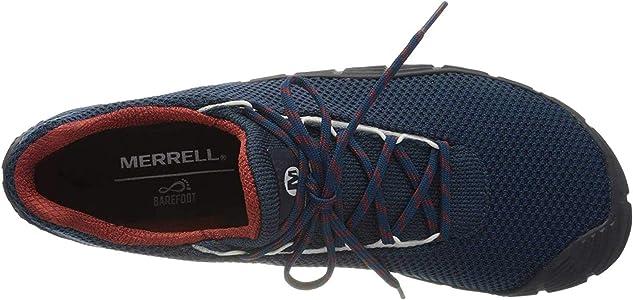 Merrell Move Glove, Zapatillas Deportivas para Interior para Hombre, Azul (Sailor), 41 EU: Amazon.es: Zapatos y complementos