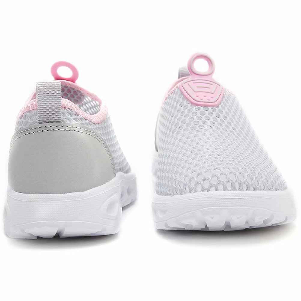 HOBIBEAR Boys Girls Quick Dry Water Shoes Lightweight Slip-on Sneakers for Beach Walking Running H5045