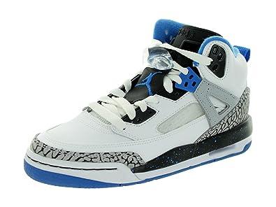 save off 1b297 b7175 nike air jordan SPIZIKE (GS) easter hi top trainers 317321 sneakers shoes  (uk