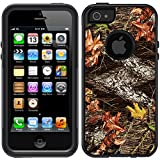 Skin Decal for OtterBox Commuter Apple iPhone 5 & iPhone 5S Case - Real Camouflage Skin