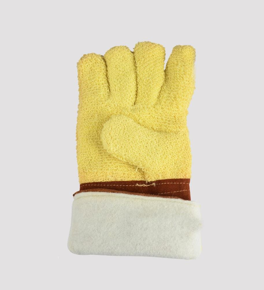 Multi-function anti-high temperature anti-cutting gloves security products anti-250 ° -300 ° high temperature labor insurance tools , B by LIXIANG (Image #3)