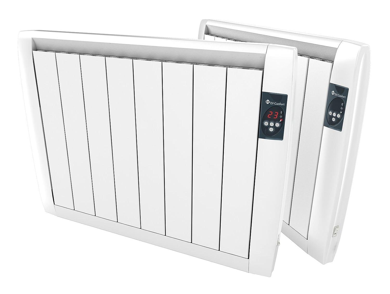 MARC Heating EVSL-500 - Radiador eléctrico de pared (500 W): Amazon.es: Bricolaje y herramientas