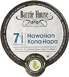 Barrie House Hawaiian Kona Hapa Single Cup Capsule, 24 Count
