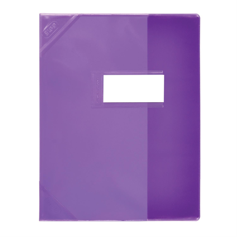 traslucido viola formato A4/ Elba Copertina per quadernone 21/x 29,7/cm in PVC 150/Strong Line