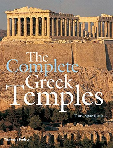 The Complete Greek Temples by Tony Spawforth (2006-06-26)