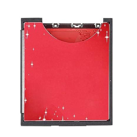 fsttm88 a CF Adaptador de Tarjeta, SDHC SDXC a CF Compact ...
