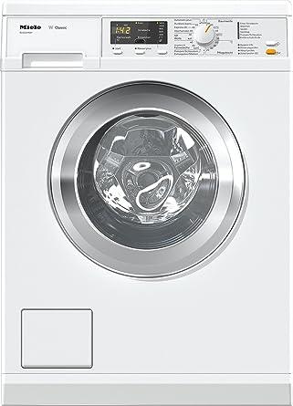 Miele WDA 210 WPM Waschmaschine FL / A+++ / 168 kWh/Jahr / 1400 UpM / 7 kg  / 9800 Liter/Jahr / Schontrommel / Startvorwahl / lotus weiß