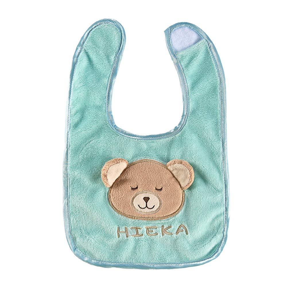 Lovely Cute Soft Cartoon Pattern Bedtime Cuddle Toy Ring Rattle 4 PCS Baby Comforter Toys Baby Plush Blankets Saliva Towel Baby Bib