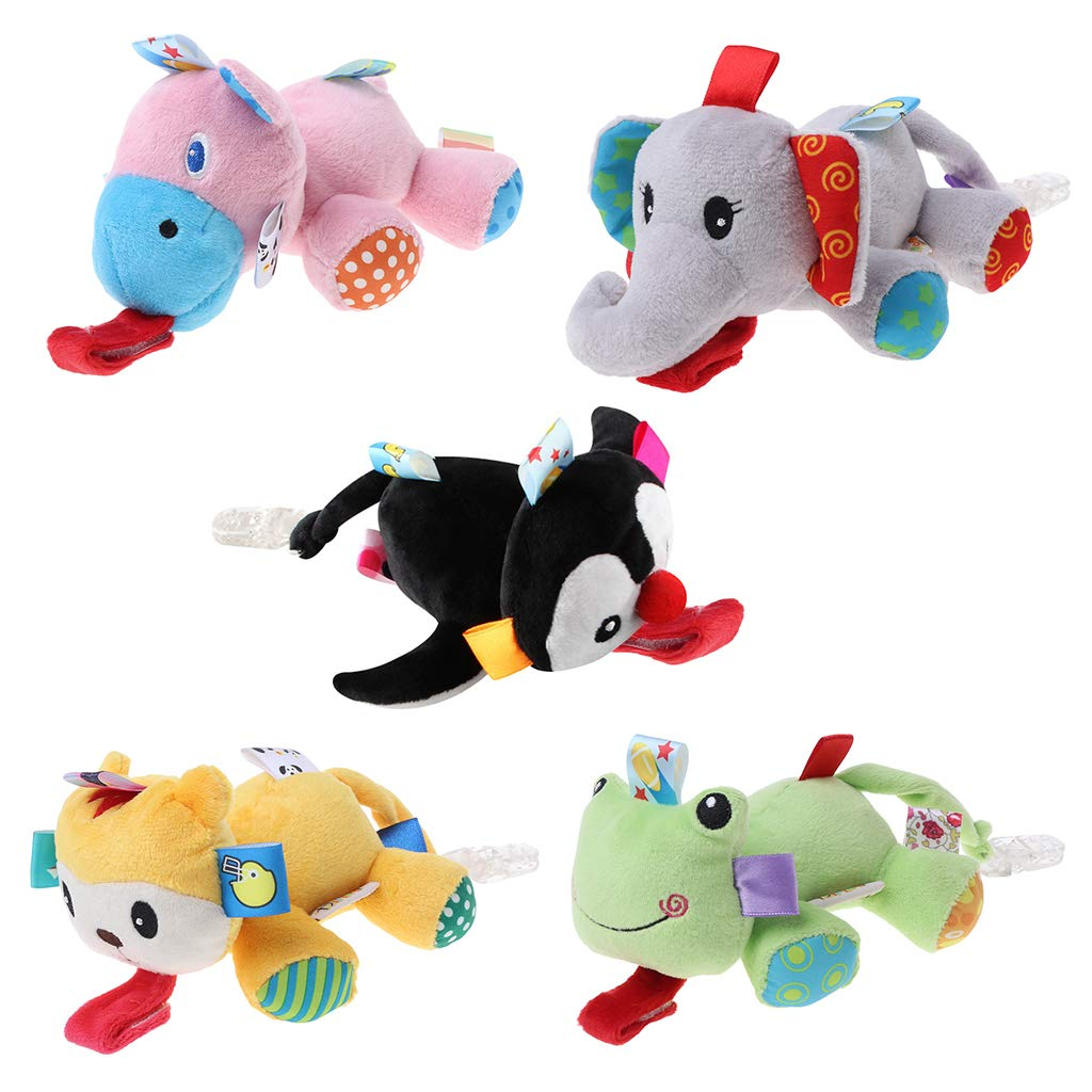 Youlin Fresh Touch Hippo, Elefante, Frog - Clip para ...