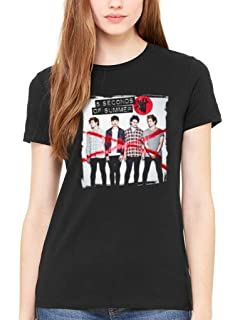 Scottdstalter Felpe Casual Pullover 5SOS Youngblood Morbido