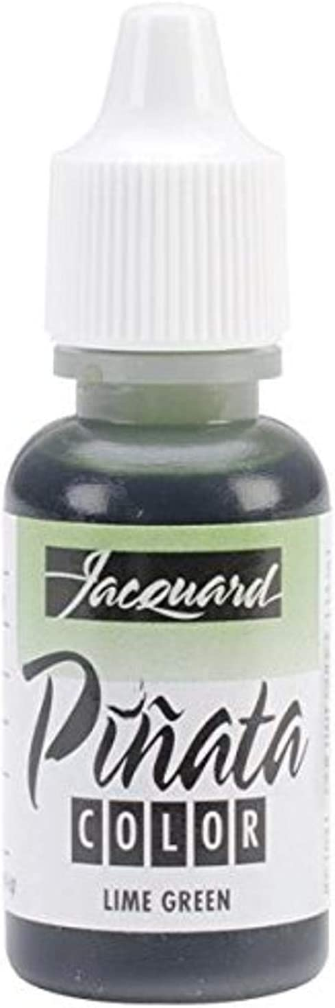 Jacquard Pinata tinta de alcohol - Lime Green 14g