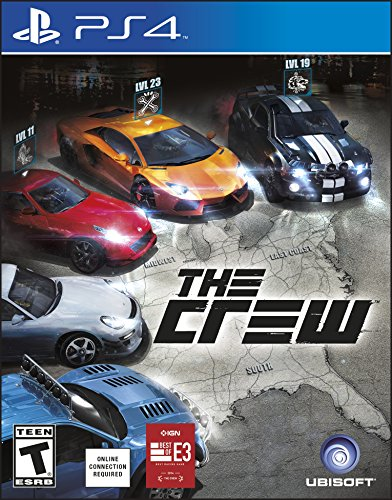 The Crew (2014) (Video Game)
