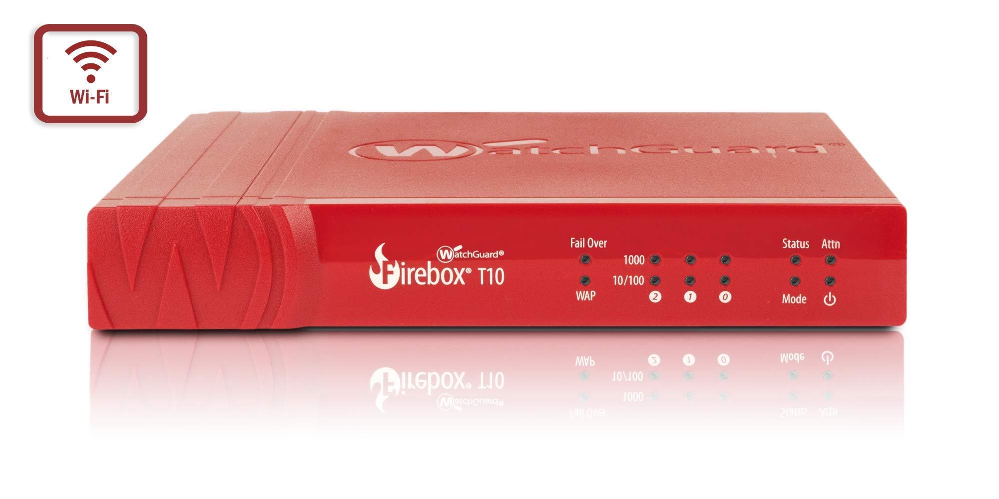 Watchguard Firebox T10-W Security Appliance (WGT10501) by WatchGuard