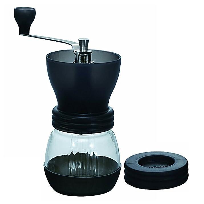 Hario Skerton Hand Coffee Grinder Bar Accessories at amazon