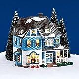 NEW Dept 56 Snow Village American Architecture
