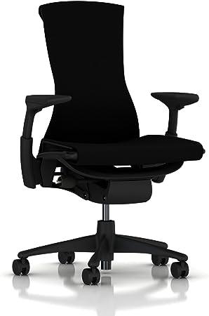 Herman Miller Embody Ergonomic Office Chair - The Most Luxurious Ergonomic Office Chair