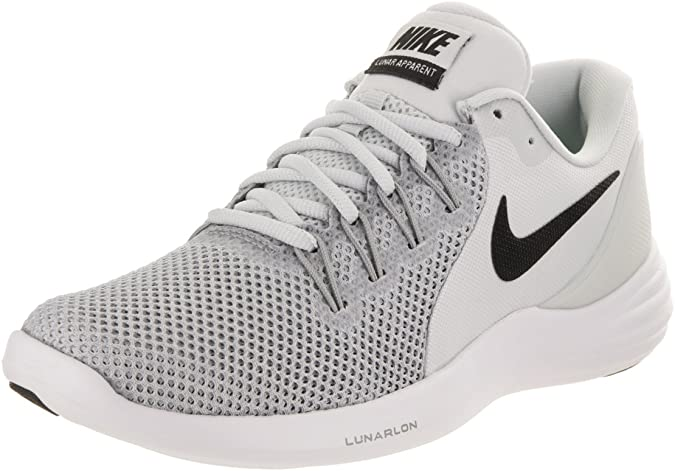 Nike Wmns Lunar Apparent, Zapatillas de Trail Running para Mujer, Gris (Pure Platinum/Black/Wolf Grey/Cool Grey 010), 44.5 EU: Amazon.es: Zapatos y complementos
