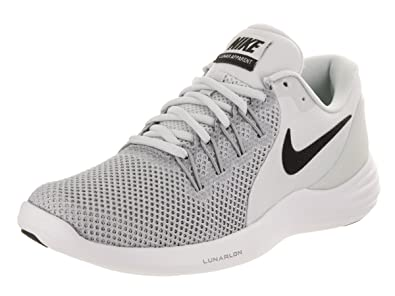 huge selection of e368d 62846 Nike Womens WMNS Lunar Apparent Trail Running Shoes, Grey (Pure  PlatinumBlack